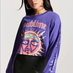 Trendy Sublime Band T-Shirt